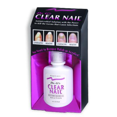 G Clear Nail Antifungal Treatment 6 Oz