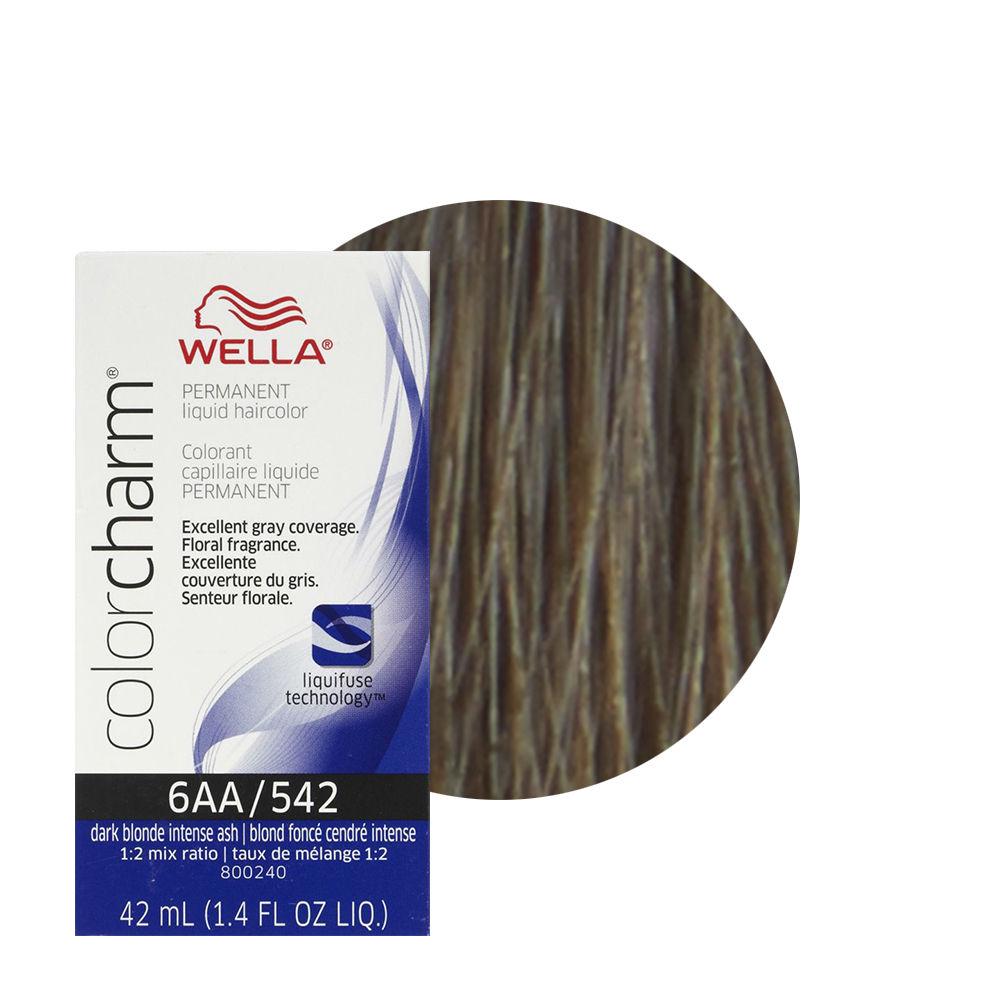 Wella Color Charm 6a Dark Ash Blonde Professional